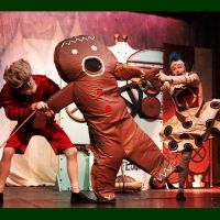 3 of 25 - Madcap Christmas Pantomime entertains all ages! Photo by Raymond Van Tassel; all rights reserved.