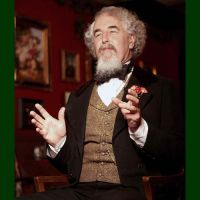 12 of 24 - Or Charles Dickens Himself! Photo by Raymond Van Tassel; all rights reserved.
