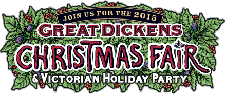 The 2015 Great Dickens Christmas Fair